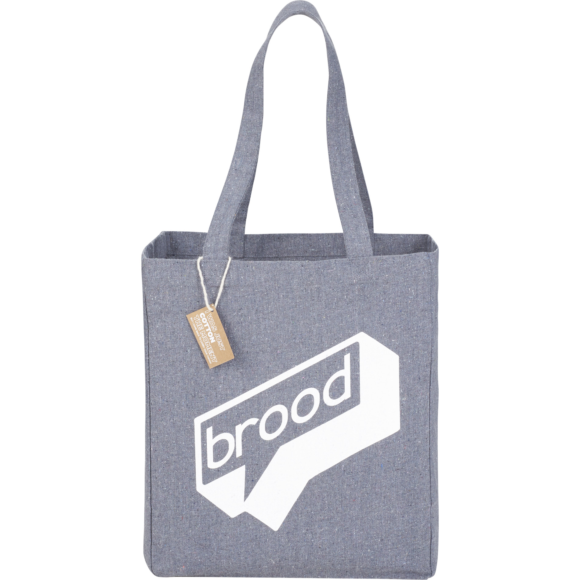 Recycled Cotton Grocery Tote (7901-07)
