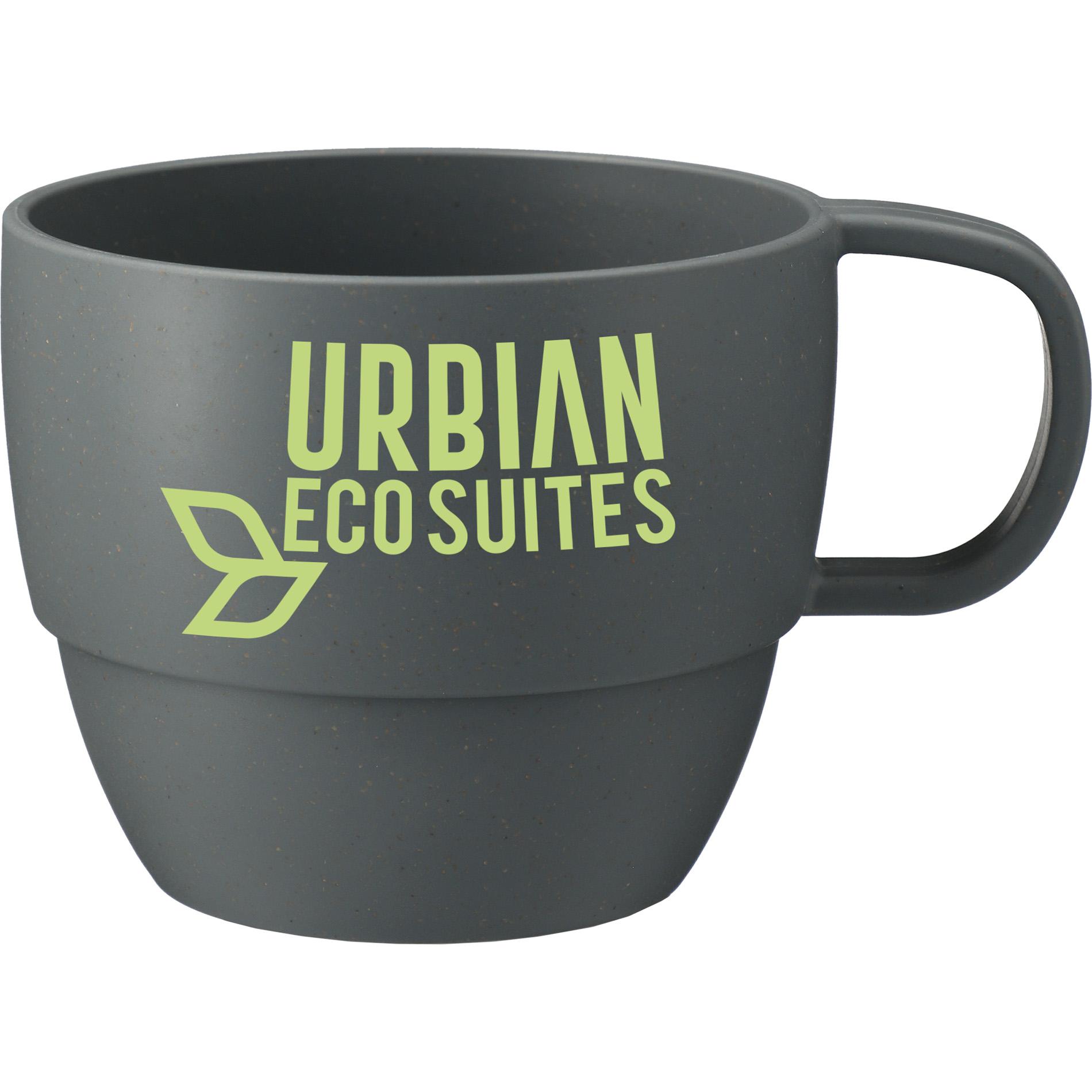 Vert 13oz Wheat Straw Mug (SM-6663)